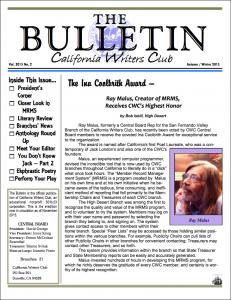 Bulletin Fall 2015