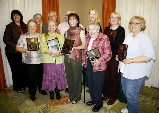 2009 Jack London Award Winners - Photo by:Martin Gregory
